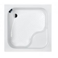 Sanplast Brodzik Bzs/CL 90x90x28+STB biały - 633072_O1