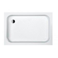 Sanplast Brodzik B/CL 80x100x15+STB biały - 633924_O1