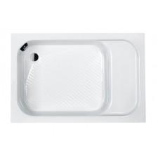 Sanplast Brodzik Bzs/CL 80x120x28+STB biały - 633736_O1