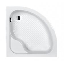 Sanplast Brodzik BPzs/CL 90x90x28+STB biały - 633869_O1
