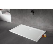 Sanplast Brodzik B-M/SPACE 75x90x1,5 biały -Pro - 633068_O1
