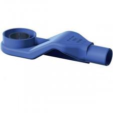Tece Drainline kolano odpływowe z syfonem ekstra niskie 67 mm, 0,5 l/s - 451313_O1