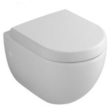 Villeroy & Boch Subway miska WC wisząca, 375 x 565 mm, Weiss Alpin Ceramicplus - 12535_O1