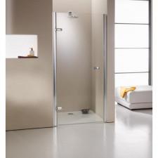 Huppe ENJOY elegance Drzwi prysznicowe do wnęki na wymiar chrom/szkło przezroczyste - 462387_O1