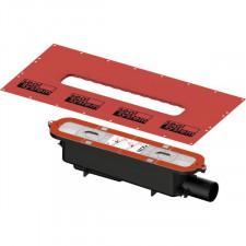 TECE drainprofile - syfon odpływowy DN 50, odpływ boczny - 770177_O1