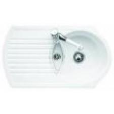 Villeroy & Boch Cisterna Zlew jednokomorowy podblatowy 43,5x37 latte macchiato - 572261_O1