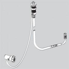 Kaldewei Comfort Select Wąż prysznicowy wyciągany, chrom - 473217_O1
