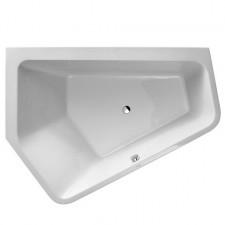 Duravit Paiova Wanna narożna lewa 190x140x44, do zabudowy, akryl sanitarny 5 mm, biała - 570434_O1