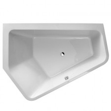 Duravit Paiova Wanna narożna prawa 190x140x44, do zabudowy, akryl sanitarny 5 mm, biała - 570436_O1