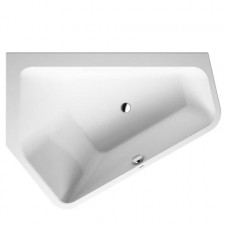 Duravit Paiova Wanna narożna lewa 177x130x44, akryl sanitarny 5 mm, biała - 570431_O1