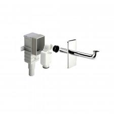 Viega syfon umywalkowy podtynkowy chrom - 736876_O1
