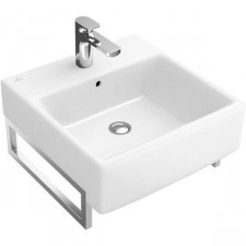 Villeroy & Boch Pure Basic Umywalka 50x50 Weiss Alpin - 11722_O1
