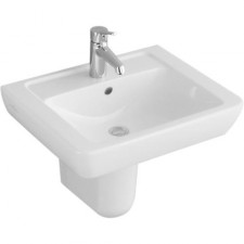Villeroy & Boch Subway półpostument, Weiss Alpin - 12505_O1