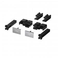 Viega Advantix Akcesoria instalacyjne czarny mat Zestaw do odpływu ściennego - 816385_O1
