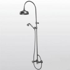 Kerasan Retro kompletny zestaw prysznicowy z deszczownicą - 462664_O1