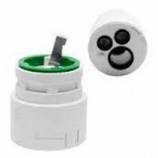 Kludi Głowica ceramiczna Eco 46 mm do baterii, armatury - 411215_O1
