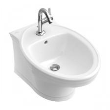 Villeroy & Boch Amadea Bidet 39x64,5 model wiszący Weiss Alpin Ceramicplus - 13330_O1