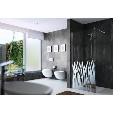 Huppe Design Elegance 4-kąt ścianka boczna wolnostojąca - 757603_O1