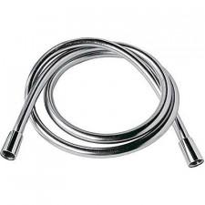 Tres wąż prysznicowy 0,75m średnica14,5mm z końcówkami przeciwskrętnymi satynowy - 431471_O1