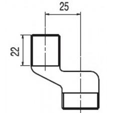Tres mimośród standard 100 - 200 mm - 4507_T1