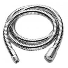 Tres wąż prysznicowy do baterii wannowych w podwójnym oplocie 1,70m chrom - 4865_O1