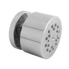 Tres dysza natryskowa boczna 2 rodzaje strumienia 6l/m - 4,5l/min chrom - 4868_O1