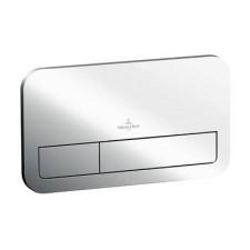 Villeroy & Boch ViConnect Przycisk uruchamiający do WC chrom - 540008_O1