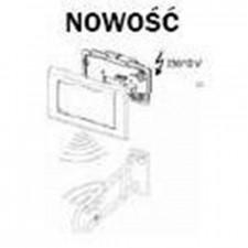 Tece Planus mechanizm elektroniczny do stelaża podtynkowego WC o nr kat. 9300081, zasilany 230/12V - 164263_O1