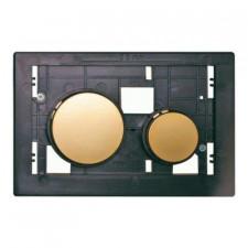 Tece Loop płytka z przyciskami, przyciski złote - 416597_O1