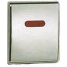 Tece Planus mechanizm spłukujący elektroniczny do pisuaru, zasilany bateryjnie 6V, stal szlachetna szczotkowana (matowy) - 164291_O1