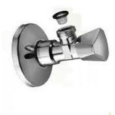 Schell ZAWOR kątowy SANLAND 1/2`X 3/8` Z SITKIEM CHROM - 416386_O1