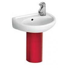 Koło Nova Pro JUNIOR osłona do umywalki, czerwonyO1