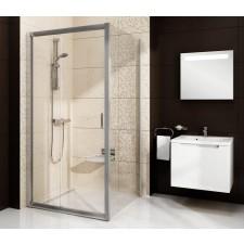Ravak Blix ścianka prysznicowa BLPS-100 satyna + grape - 683685_O1