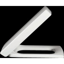 Villeroy & Boch Memento Deska do WC wolnoopadająca biała - 389459_O1