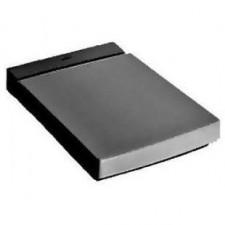 Villeroy & Boch Memento Deska sedesowa wolnoopadająca ze stali szlachetnej, Glossy Black Ceramicplus - 357386_O1