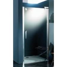 Huppe Refresh 4-kąt drzwi skrzydłowe do wnęki 90H:2043 srebrny matowy 322 - 446959_O1