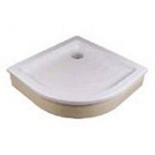 Ravak brodzik Ronda-80 EX białaO1