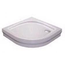 Ravak brodzik Elipso-80 PAN białyO1