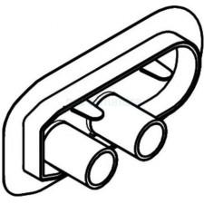 Ideal Standard element podtynkowy obudowa do bateria ściennej umywalkowej - 451535_O1
