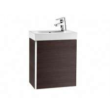Roca Mini zestaw łazienkowy unik mini 45x25 cm (szafka + umywalka) oak - 597322_O1