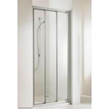 Huppe Alpha Drzwi prysznicowe suwane z nieruchomym - 379021_O1