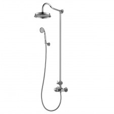 Omnires Armance system prysznicowy natynkowy chrom - 767934_O1