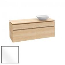 Villeroy & Boch Legato Szafka podumywalkowa 140x55x50 cm Glossy White - 570954_O1