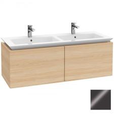 Villeroy & Boch Legato Szafka podumywalkowa 130x45.5x50 Glossy Grey - 572840_O1