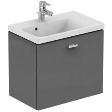 Ideal Standard Connect Space szafka pod umywalkę 60cm prawa szary połysk - 553195_O1