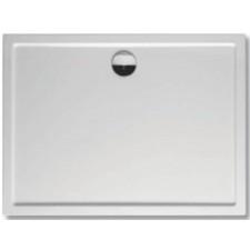 Riho Davos 273 brodzik 100x80x4,5 Biały + Panel + Nóżki - 609184_O1