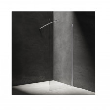 Omnires Marina kabina prysznicowa walk-in, 100cm, chrom & transparentny - 782615_O1