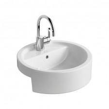 Ideal Standard White umywalka półblatowa 45cm biała - 576114_O1