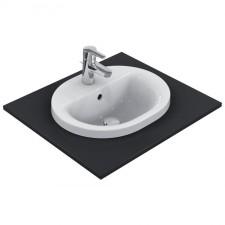Ideal Standard Connect umywalka nablatowa owalna 48cm biała - 529000_O1