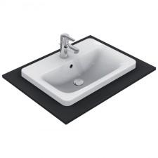 Ideal Standard Connect umywalka wpuszczana w blat 50cm biała - 473284_O1